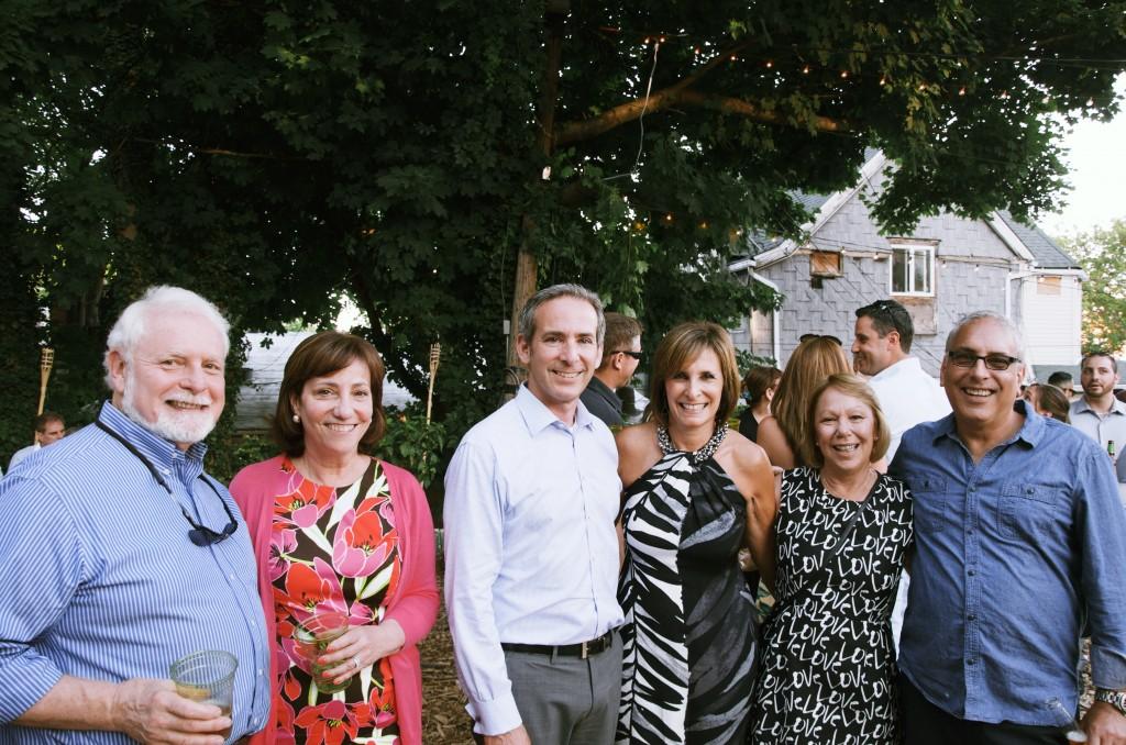 Jodi's family!